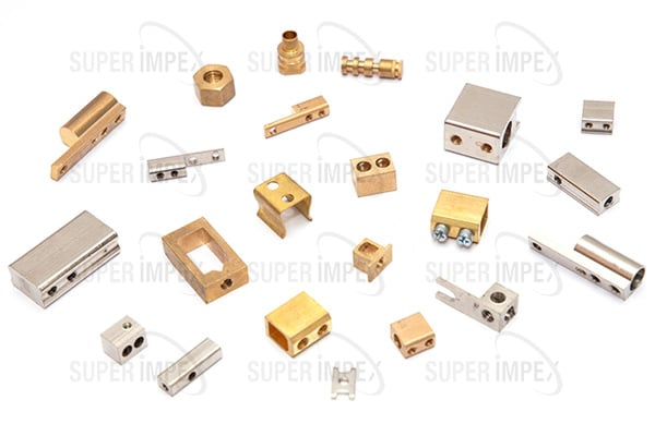 Brass Electrical Components Manufacturer Supplier Exporter in Romania