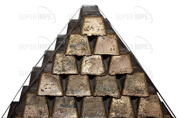 No.1 Brass Ingot Manufacturer, Supplier & Exporter in Colombia, South America