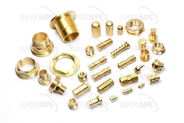 No1 Brass Precision Turned Components Manufacturer Supplier Exporter in Ukraine Europe