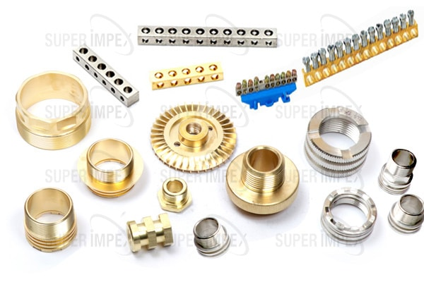 No.1 Brass Electrical Parts Manufacturers in Sweden, Europe