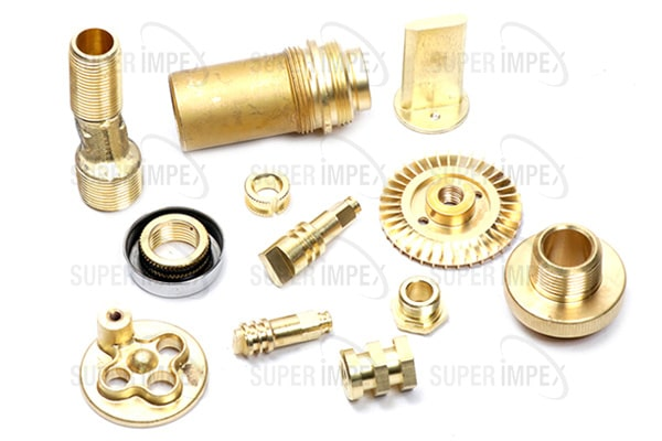 Manufacturer of Brass Customized Parts in Jamnagar at Best price