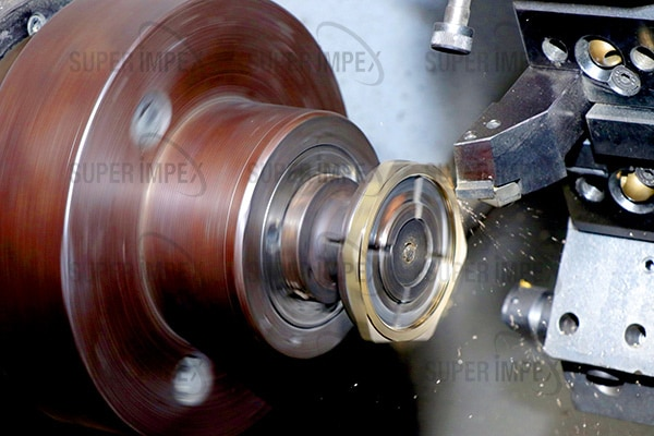Best Manufacturer Supplier exporter of Brass Precision Turned Components in Morocco North Africa